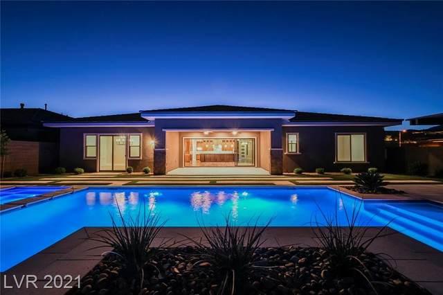 773 Thistle Fairway Street, Las Vegas, NV 89138 (MLS #2286130) :: Custom Fit Real Estate Group