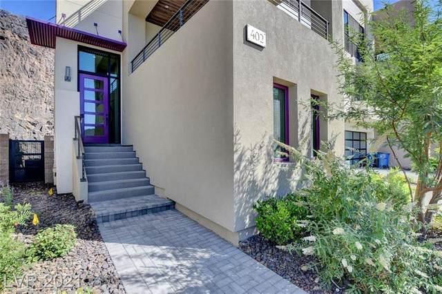 402 Tranquil Peak Court, Henderson, NV 89012 (MLS #2286150) :: Vestuto Realty Group