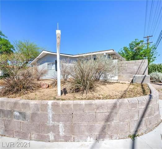 1217 Avenue G Street, Boulder City, NV 89005 (MLS #2286234) :: Lindstrom Radcliffe Group