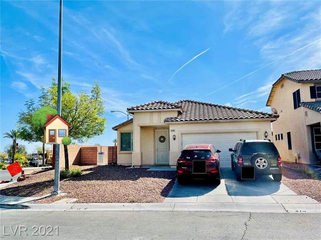 5306 Lindsay Heights Street, Las Vegas, NV 89148 (MLS #2286319) :: Custom Fit Real Estate Group