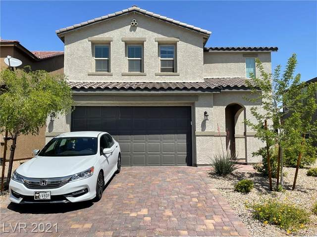 1836 Pinsky Lane, North Las Vegas, NV 89032 (MLS #2286376) :: Vestuto Realty Group