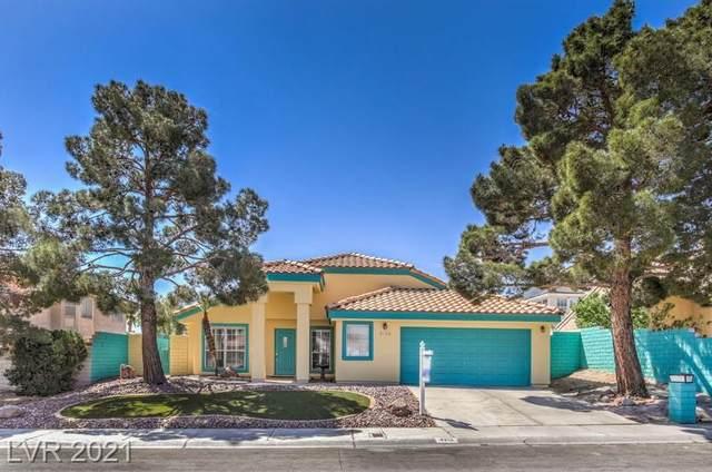 7713 Bentonite Drive, Las Vegas, NV 89128 (MLS #2286383) :: Jeffrey Sabel