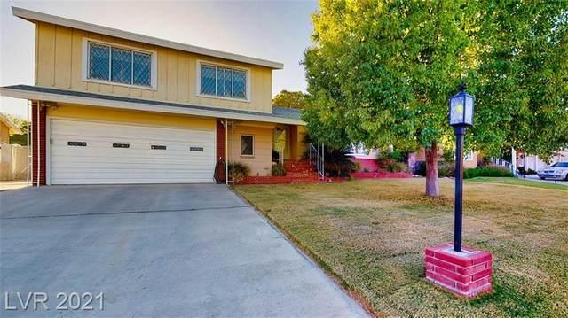 1720 16th Street, Las Vegas, NV 89104 (MLS #2286483) :: Custom Fit Real Estate Group
