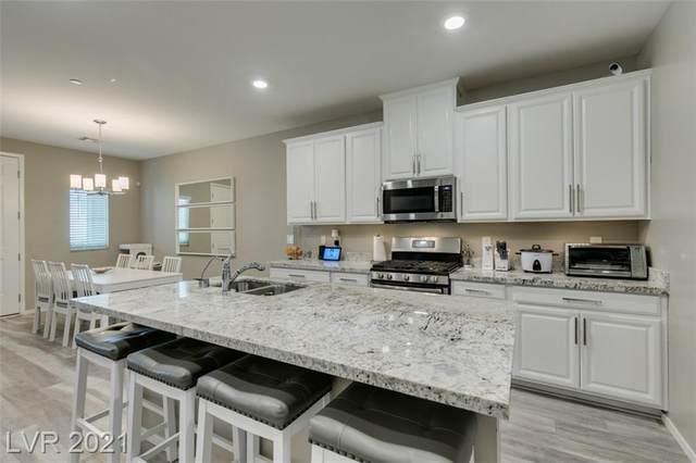 802 Clouded Valley Avenue, North Las Vegas, NV 89086 (MLS #2286503) :: DT Real Estate