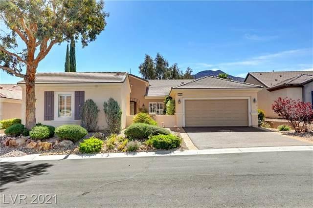 2260 Bensley Street, Henderson, NV 89044 (MLS #2286599) :: Custom Fit Real Estate Group