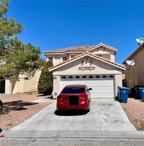 10084 Flagstaff Butte Avenue, Las Vegas, NV 89148 (MLS #2286608) :: The Shear Team