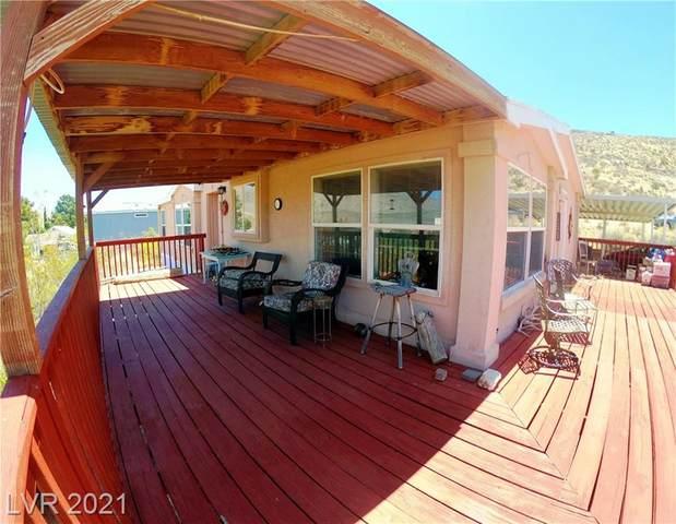 155 San Pedro Street, Goodsprings, NV 89019 (MLS #2286710) :: Hebert Group | eXp Realty