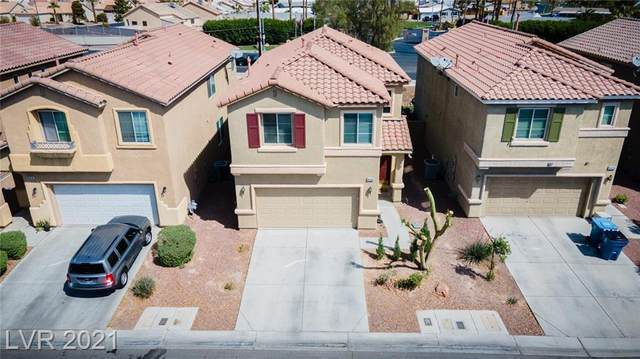 6420 Azurelyn Avenue, Las Vegas, NV 89122 (MLS #2286721) :: The Shear Team
