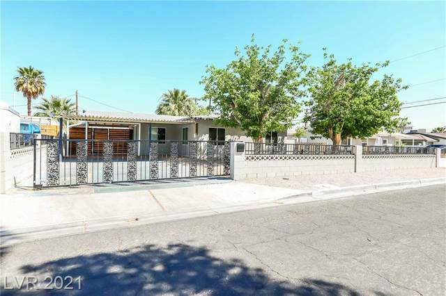 1109 Francis Avenue, Las Vegas, NV 89104 (MLS #2286809) :: Kypreos Team