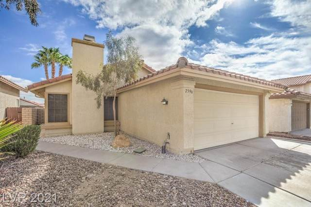 7596 Kalmalii Avenue, Las Vegas, NV 89147 (MLS #2286810) :: Signature Real Estate Group