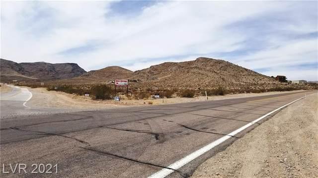 State Route 161, Las Vegas, NV 89019 (MLS #2286886) :: Team Michele Dugan
