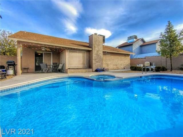 108 Rockmoss Street, Las Vegas, NV 89145 (MLS #2286887) :: Custom Fit Real Estate Group