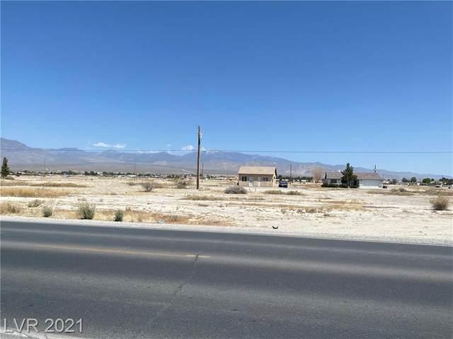 1191 Blagg Road, Pahrump, NV 89048 (MLS #2286900) :: ERA Brokers Consolidated / Sherman Group