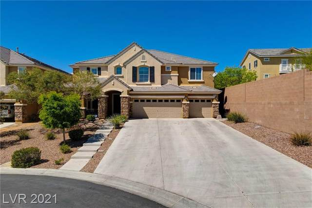7037 Twin Forks Peak Street, Las Vegas, NV 89166 (MLS #2286922) :: Signature Real Estate Group