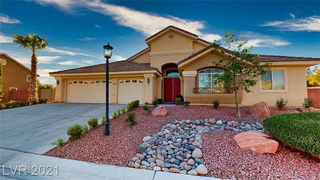8291 Sunset Horizon Street, Las Vegas, NV 89131 (MLS #2286946) :: Jeffrey Sabel