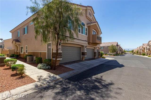 6489 Burns Allen Avenue #103, Las Vegas, NV 89122 (MLS #2286977) :: ERA Brokers Consolidated / Sherman Group