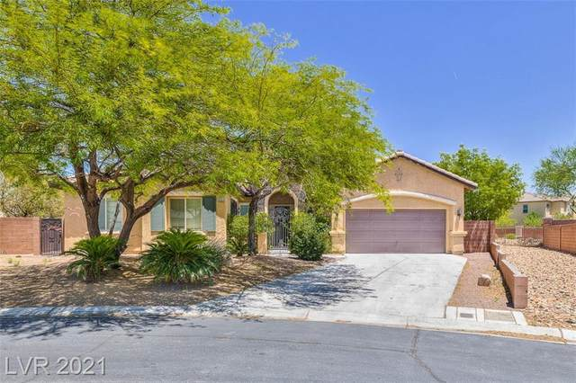 9004 Sage Thicket Avenue, Las Vegas, NV 89178 (MLS #2286983) :: Vestuto Realty Group