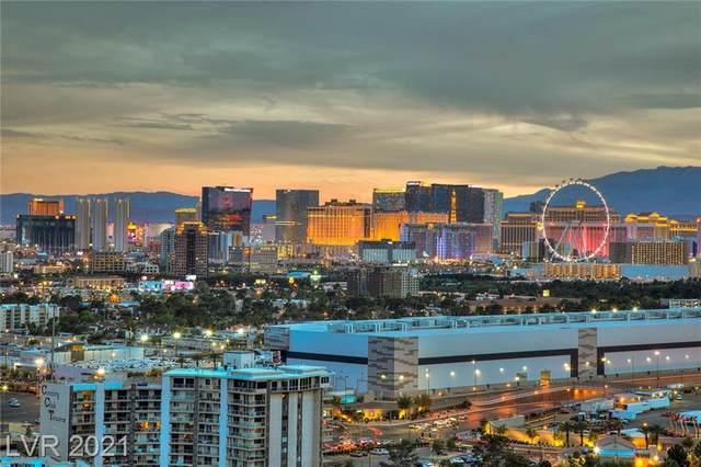 3111 Bel Air Drive Ph28g, Las Vegas, NV 89109 (MLS #2287111) :: DT Real Estate