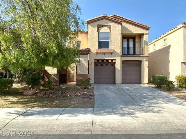 110 Crooked Putter Drive, Las Vegas, NV 89148 (MLS #2287173) :: Vestuto Realty Group