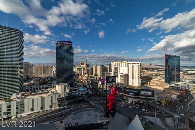 3722 Las Vegas Boulevard #2805, Las Vegas, NV 89158 (MLS #2287232) :: The Perna Group