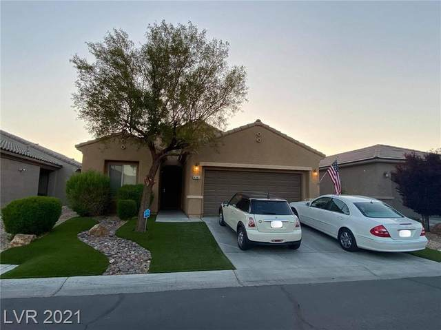 4063 Welsh Pony Street, Las Vegas, NV 89122 (MLS #2287447) :: Signature Real Estate Group