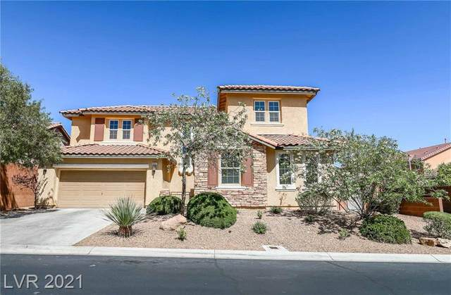 10357 Grizzly Forest Drive, Las Vegas, NV 89178 (MLS #2287505) :: Lindstrom Radcliffe Group