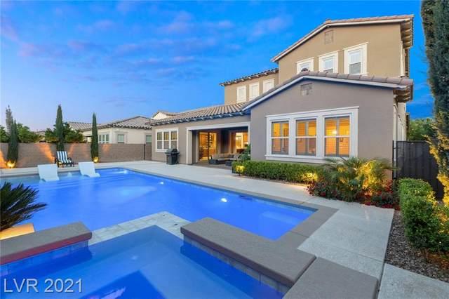 4038 Villa Rafael Drive, Las Vegas, NV 89141 (MLS #2287521) :: The Perna Group