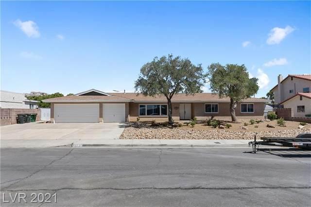 1553 Sandra Drive, Boulder City, NV 89005 (MLS #2287644) :: Lindstrom Radcliffe Group