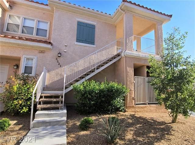 251 Green Valley Parkway #5521, Henderson, NV 89012 (MLS #2287673) :: Custom Fit Real Estate Group