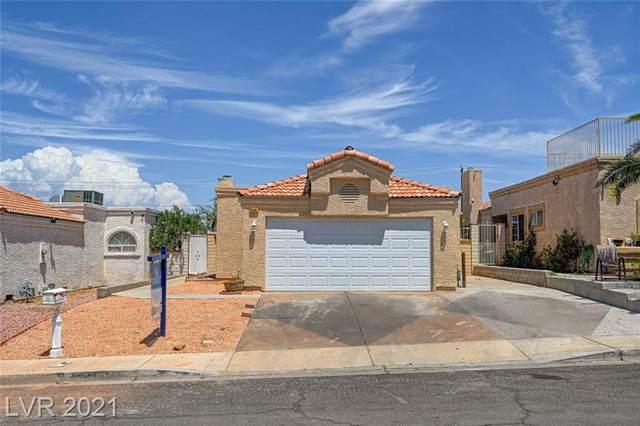 7164 Cherrywood Forest Lane, Las Vegas, NV 89156 (MLS #2287708) :: Custom Fit Real Estate Group