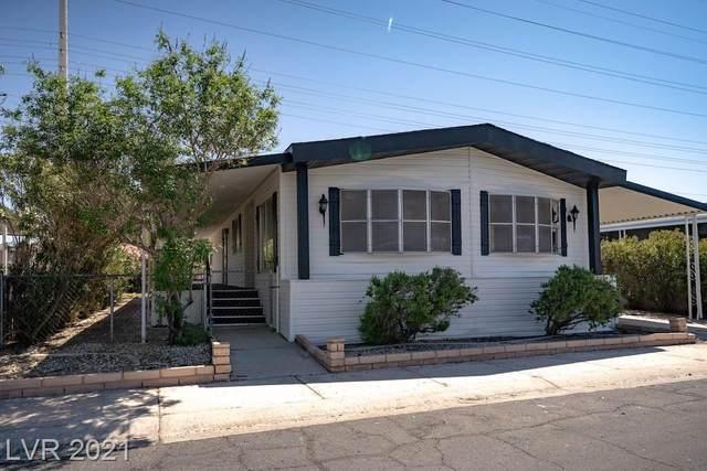 3444 Lost Hills Drive, Las Vegas, NV 89122 (MLS #2287723) :: Custom Fit Real Estate Group