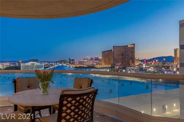 2877 Paradise Road #1601, Las Vegas, NV 89109 (MLS #2287802) :: ERA Brokers Consolidated / Sherman Group