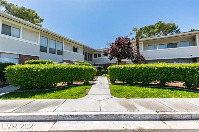 697 Oakmont Avenue #3312, Las Vegas, NV 89109 (MLS #2287889) :: Custom Fit Real Estate Group