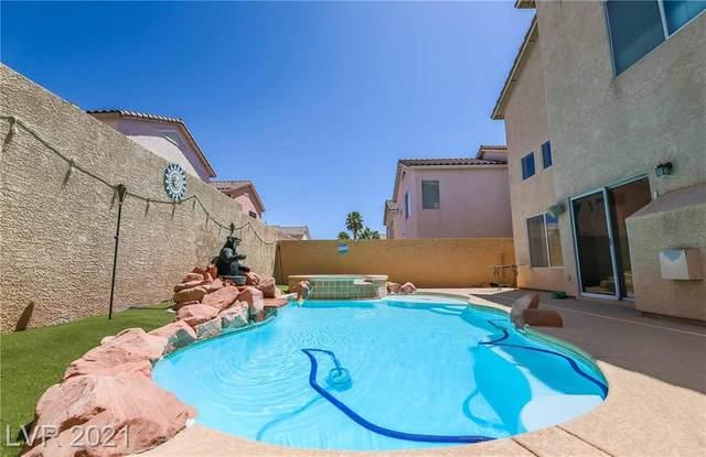 7962 Angel Tree Court, Las Vegas, NV 89147 (MLS #2288010) :: The Chris Binney Group | eXp Realty