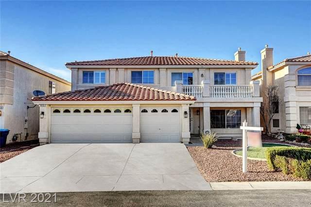 672 Mystic Cliffs, Las Vegas, NV 89183 (MLS #2288133) :: Signature Real Estate Group