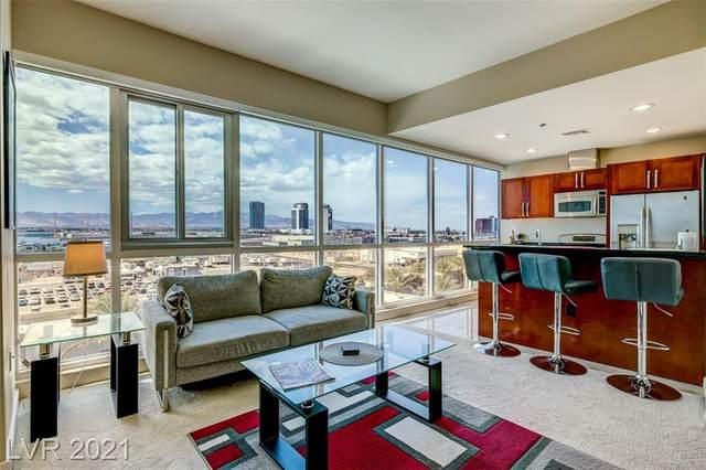 4575 Dean Martin Drive #610, Las Vegas, NV 89103 (MLS #2288134) :: DT Real Estate