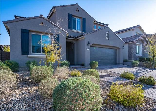9993 Celestial Cliffs Avenue, Las Vegas, NV 89166 (MLS #2288163) :: Signature Real Estate Group