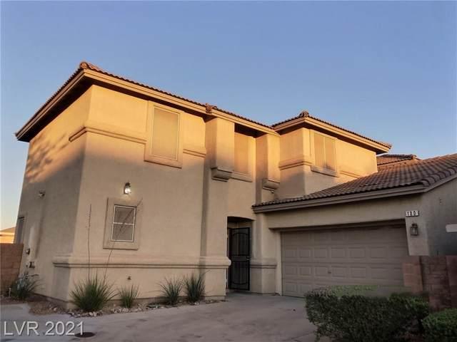 100 Samantha Rose Street, Henderson, NV 89012 (MLS #2288229) :: Signature Real Estate Group
