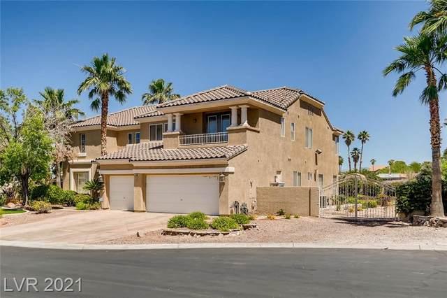 6860 Keren Marie Avenue, Las Vegas, NV 89110 (MLS #2288270) :: The Chris Binney Group | eXp Realty