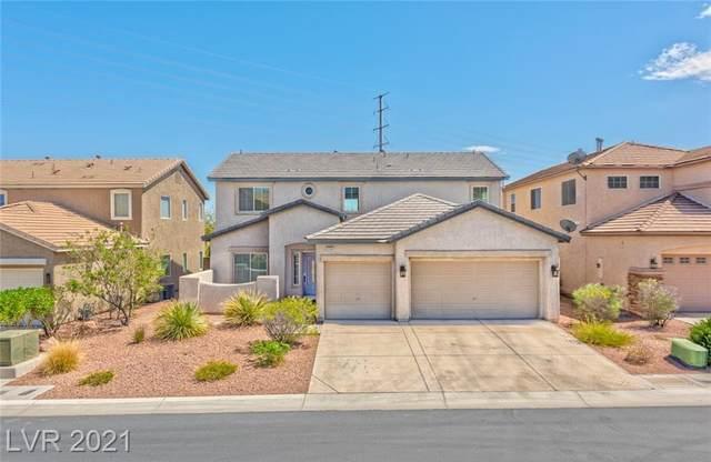 4344 Baker Hill Street, Las Vegas, NV 89129 (MLS #2288370) :: Jack Greenberg Group