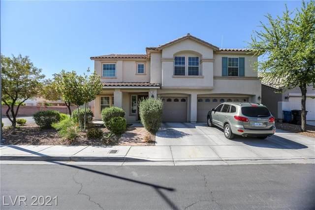 149 Capriati Avenue, Las Vegas, NV 89183 (MLS #2288380) :: The Perna Group