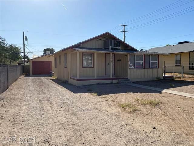 608 California Avenue, Boulder City, NV 89005 (MLS #2288471) :: Lindstrom Radcliffe Group