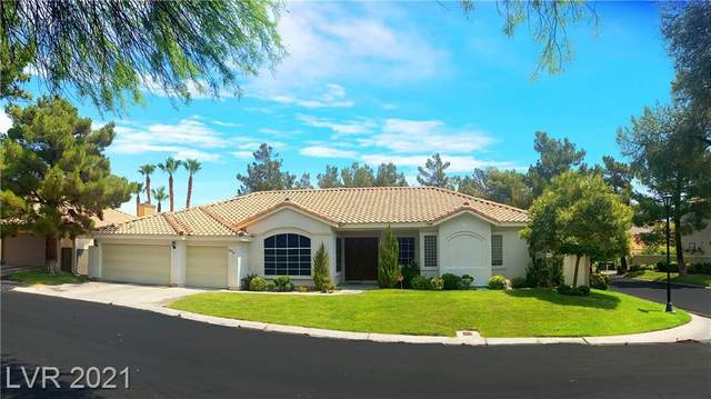 8916 Echo Ridge Drive, Las Vegas, NV 89117 (MLS #2288517) :: The Shear Team