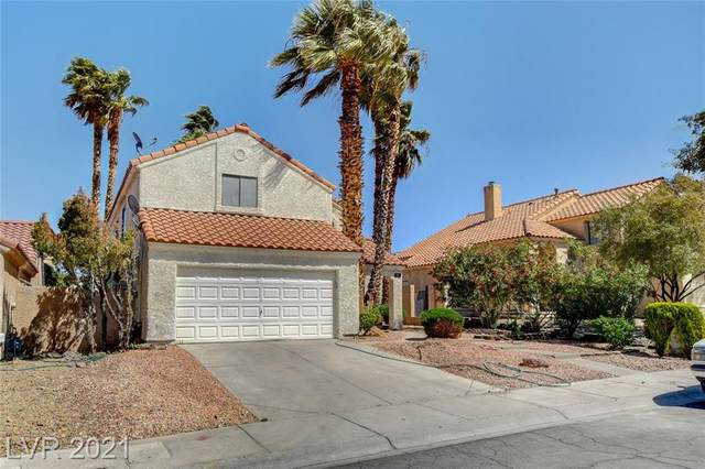 52 Megan Drive, Henderson, NV 89074 (MLS #2288570) :: Signature Real Estate Group