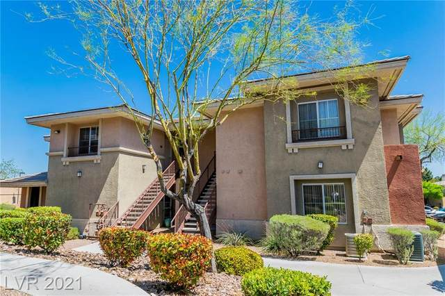 909 Domnus #204, Las Vegas, NV 89144 (MLS #2288583) :: Jack Greenberg Group