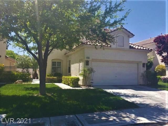 9361 Pitching Wedge Drive, Las Vegas, NV 89134 (MLS #2288804) :: Signature Real Estate Group