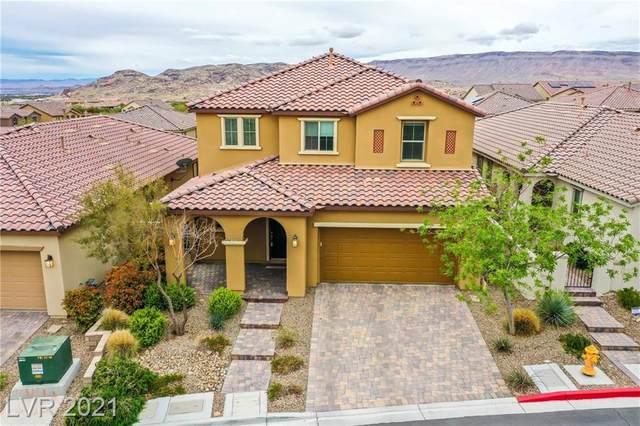 12233 Regal Springs Court, Las Vegas, NV 89138 (MLS #2288903) :: Team Michele Dugan