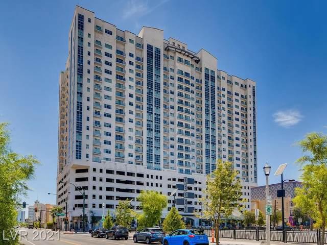 150 Las Vegas Boulevard #1114, Las Vegas, NV 89101 (MLS #2289069) :: Custom Fit Real Estate Group