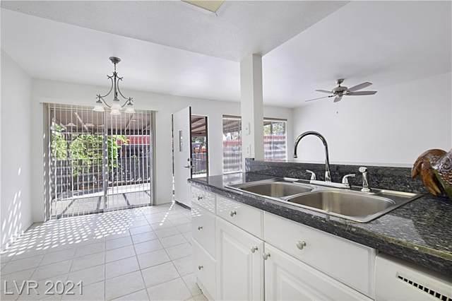 231 Misty Isle Lane D, Las Vegas, NV 89107 (MLS #2289083) :: Custom Fit Real Estate Group