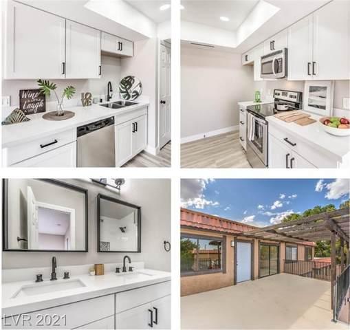 231 Brookside Lane D, Las Vegas, NV 89107 (MLS #2289112) :: Signature Real Estate Group